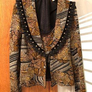JOSEPH RIBKOFF | matching jacket and top